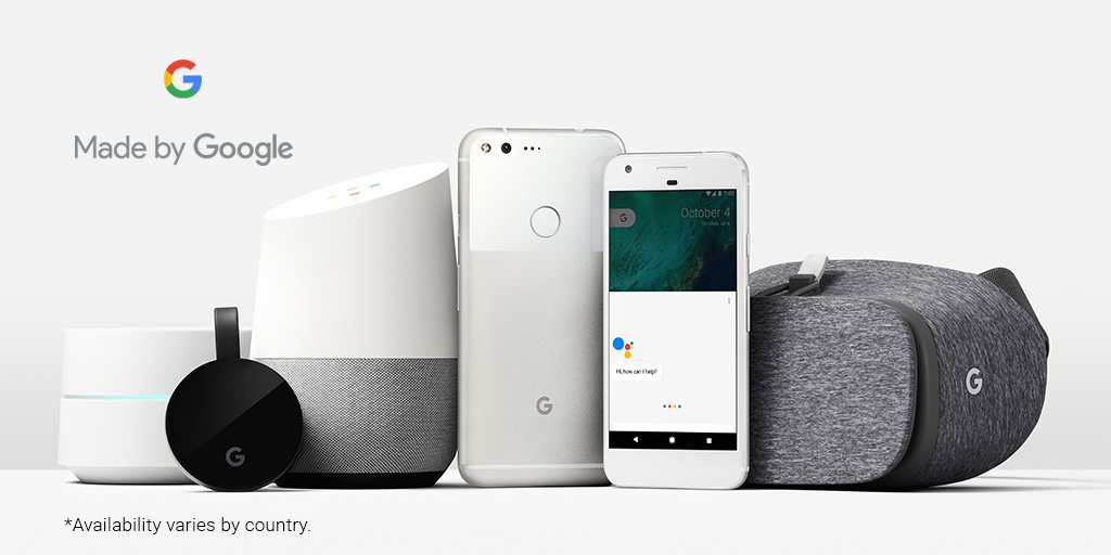 GOOG devices