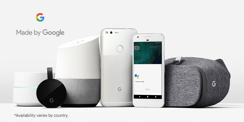 GOOG devices