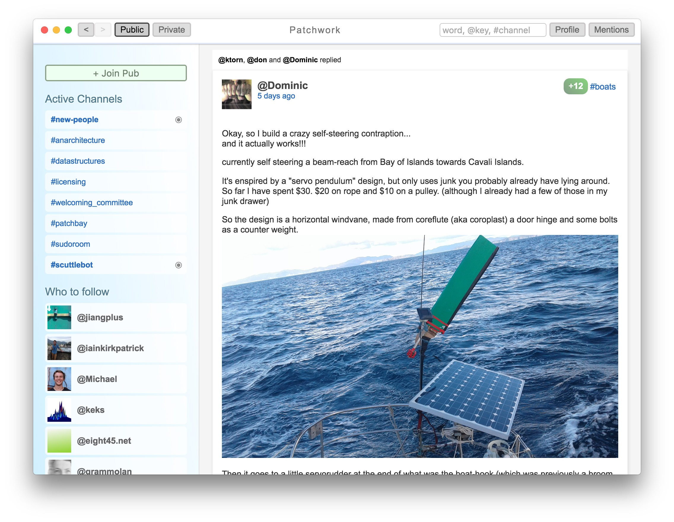 André Staltz - An off-grid social network